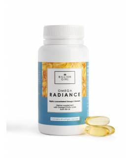 Omega Radiance Supplement - Billion Girl Beauty