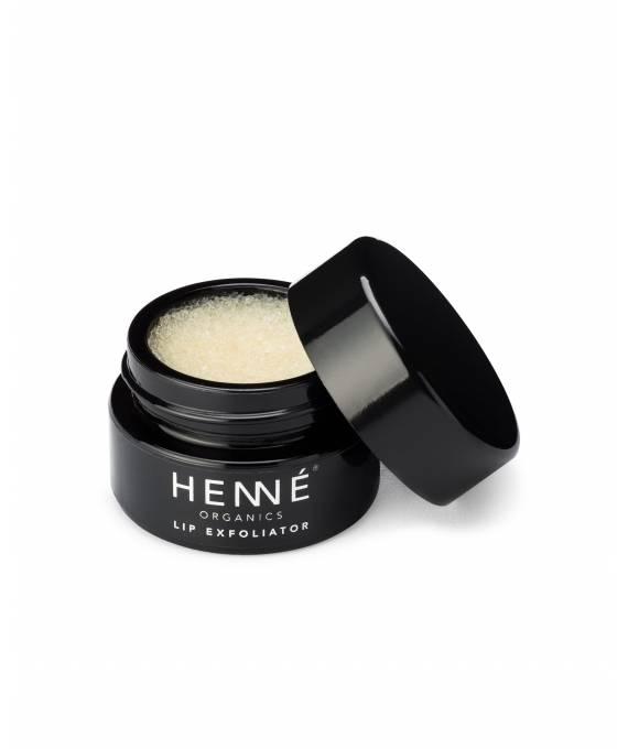 Exfoliante de Labios Lavender Mint - Henné Organics
