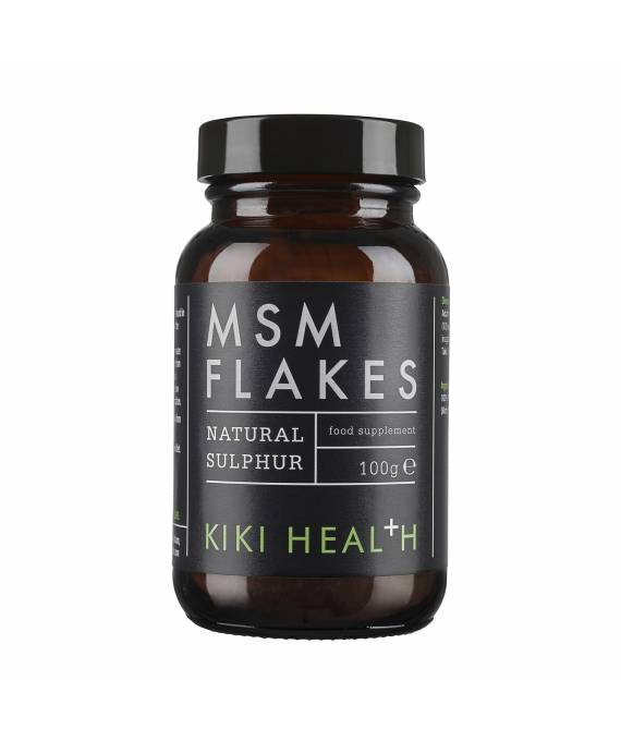 MSM Flakes - Kiki Health