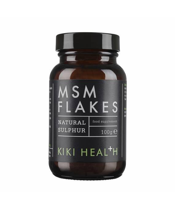 MSM Flakes 100g - Kiki Health