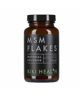 MSM Flakes 200g - Kiki Health