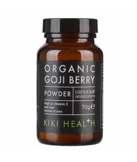 Polvo de Bayas de Goji - Kiki Health