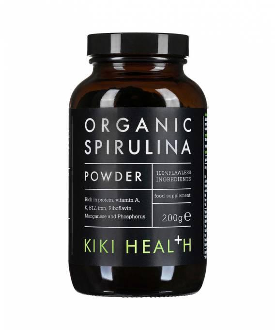 Spirulina Powder 200 gr -KIKI Health