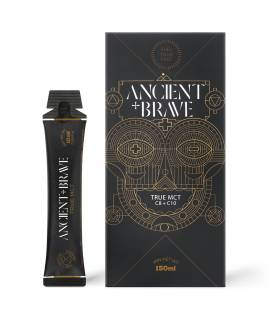 True MCT Oil (Sachets) - Ancient + Brave
