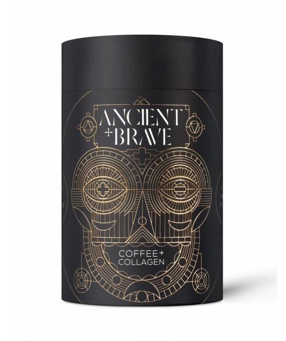 COFFEE + COLLAGEN - Ancient + Brave