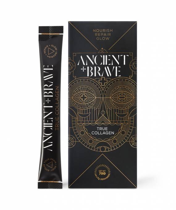 TRUE COLLAGEN 14 sobres - Ancient + Brave