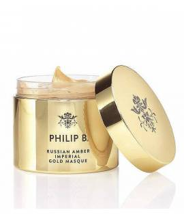 Russian Amber Imperial Gold Masque - Philip B