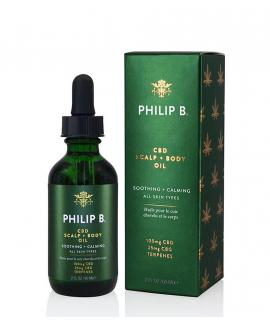 Aceite de Cáñamo CBD - Philip B
