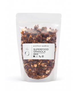Granola Digestion - Atelier Nubio