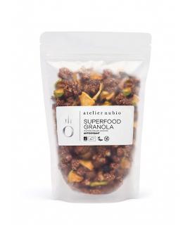 Granola Antioxidante - Atelier Nubio