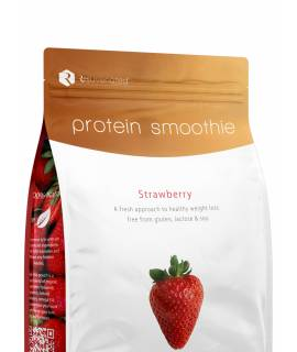 Protein Smoothie Fresa - Rejuvenated