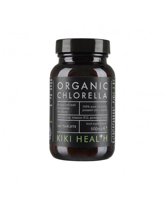 Chlorella (Tabletas) -KIKI Health