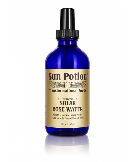 Solar Rose Water - Sun Potion