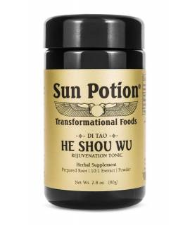 He Shou Wu Supplement - Sun Potion