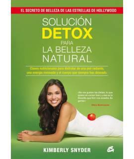 Solución DETOX para la belleza natural