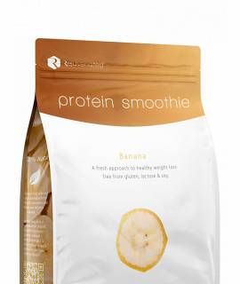Protein Smoothie Banana - Rejuvenated
