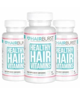 Hairburst Vitaminas para el Cabello (3 meses)