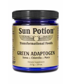 Green Adaptogen - Sun Potion
