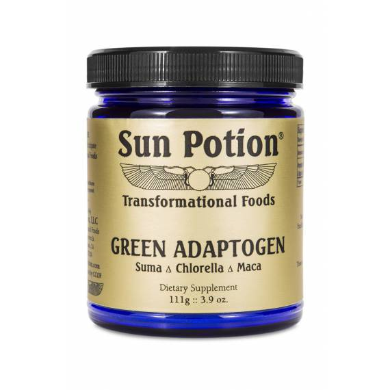 Green Adaptogen - Sun Potion