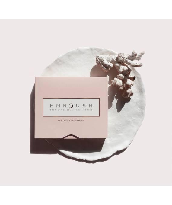 Organic Tampons Light  (16 units) - Enroush