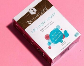 H3O Night Repair by Rejuvenated, the supplement that works while you sleep