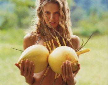 Eat Your Greens, el Consejo de las Supermodelos