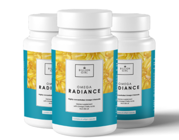 Omega Radiance, our Top Quality Fish Oil Supplement