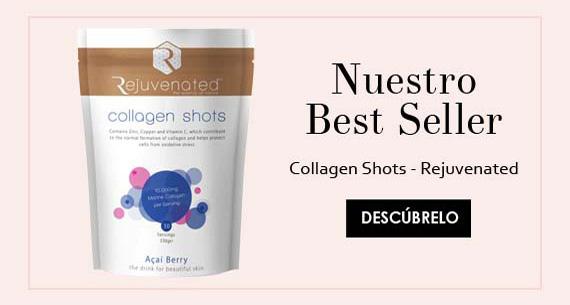 Collagen Shots Rejuvenated Billion Girl