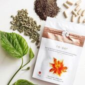 En la newsletter de hoy os recomendamos algunos suplementos para la operación tipazo. Este es uno de ellos. Con té verde y una combinación poderosa de hierbas e ingredientes activos que ayudan a perder grasa de forma saludable, Re-Set de Rejuvenated es la estrella de la semana.